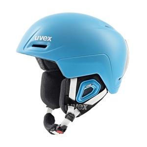Lyžiarska helma UVEX JIMM, liteblue mat (S566206700*), Uvex