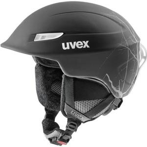 Lyžiarska helma UVEX GAMMA, black flash mat (S566189210*), Uvex