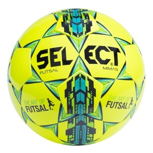 futsalový lopta Select FB Futsal Mimas modro žltá, Select