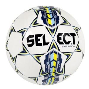 Futbalový lopta Select FB Evolution bielo modrá, Select