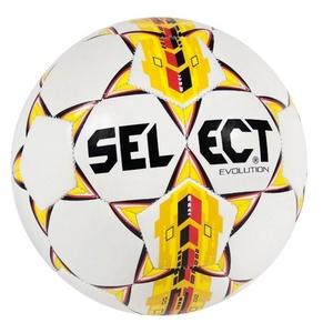 Futbalový lopta Select FB Evolution bielo žltá, Select