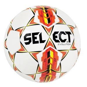 Futbalový lopta Select FB Evolution bielo oranžová, Select