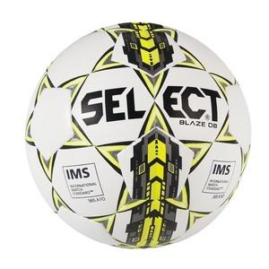 Futbalový lopta Select FB Blaze DB bielo zelená, Select