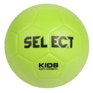 Hádzanárska lopta Select HB Soft Kids zelená, Select