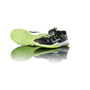 Topánky Salming Adder Kid Black / Green, Salming