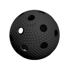 Florbalový balónik Salming Aero Plus Ball black, Salming