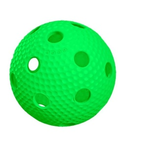 Florbalový balónik Salming Aero Plus Ball green, Salming