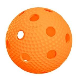 Florbalový balónik Salming Aero Plus Ball orange, Salming