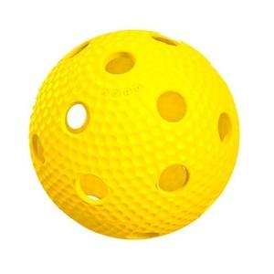 Florbalový balónik Salming Aero Plus Ball yellow, Salming