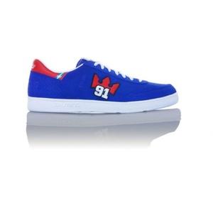 Topánky Salming NINETYONE Blue / Red, Salming