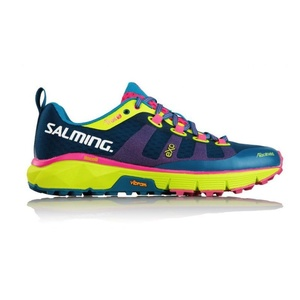 Topánky Salming Trail 5 Women Blue / FLou Yellow, Salming