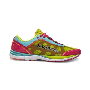 Topánky Salming Distance 3 Women Pink / Turquoise, Salming