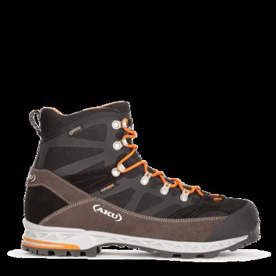 Pánske topánky AKU 844 Trekker Pro GTX čierno / oranžová, AKU