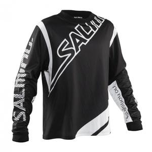 Brankársky dres Salming Phoenix Goalie Jsy SR Black/White, Salming