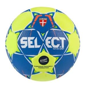 Hádzanárska lopta Select HB Maxi Grip modro žltá, Select