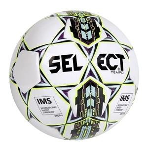 Futbalový lopta Select TB Tempo bielo fialová, Select