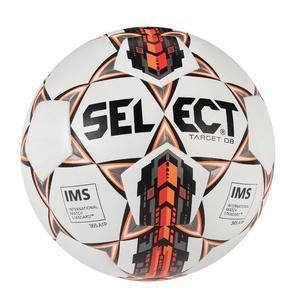Futbalový lopta Select Target DB bielo oranžová, Select