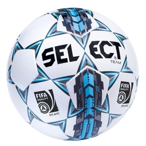 Futbalový lopta Select FB Team FIFA bielo modrá, Select
