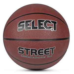Basketbalový lopta Select Basketball Street hnedá, Select