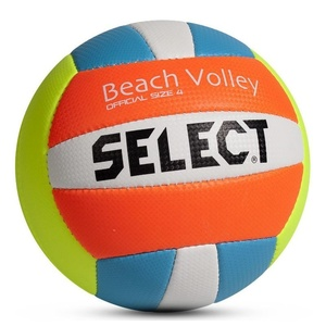 Volejbalový lopta Select VB Beach Volley žlto modrá, Select