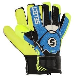 Brankárske rukavice Select 03 Youth modrá žltá, Select