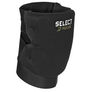 Bandáž na lakeť Select Elbow support w / splints 6603 černáchrániče na kolená Select Knee support Volleyball 6206 čierna, Select