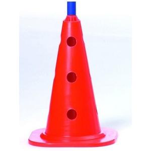 značiace kužeľ Select marking cone s otvorom červená, Select