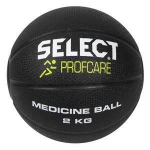 ťažký lopta Select Medicine ball 4 kg čierna, Select