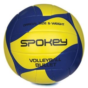 Volejbalový lopta Spokey BULLET žlto-modrý, Spokey