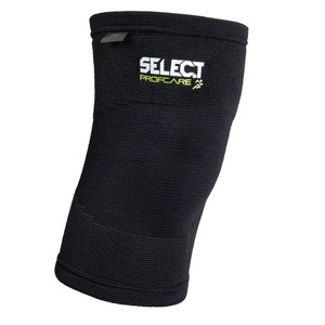 Bandáž kolena Select Knee support čierna, Select