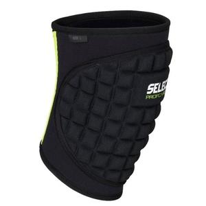 Chrániče na kolená Select Knee support w / big pad 6205 čierna, Select