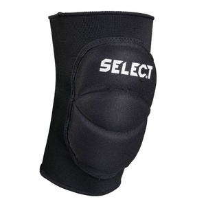 Bandáž kolena Select Knee support w / pad čierna, Select