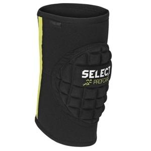 Bandáž kolena Select Knee support w / pad 6202 čierna, Select