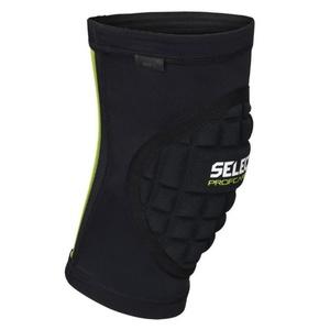 Chrániče na kolená Select Compression knee support handball 6250 čierna, Select