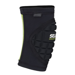 Chránič na kolená Select Compression knee support handball 6251W čierna, Select
