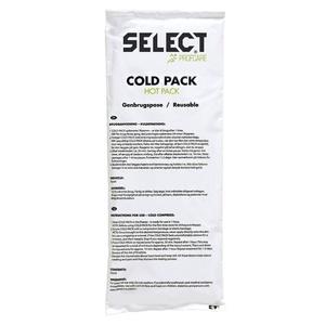Chladiaci / Hrejivý sáčok Select Hot / cold pack biela, Select