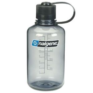 Fľaša Nalgene Narrow Mouth 0,5l Gray 2078-2030, Nalgene
