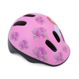 Detská cyklistická prilba Spokey ROSES FAIRY 48-52 cm, Spokey