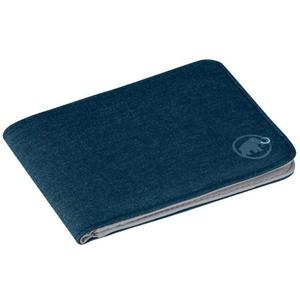 Peňaženka Mammut Flap Wallet melange dark chill 5851, Mammut