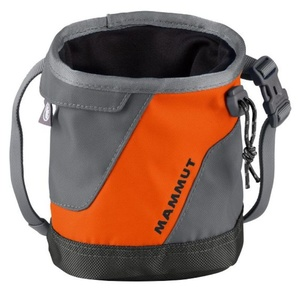Pytlík na magnézium Mammut Ophir Chalk Bag orange-smoke 2100, Mammut