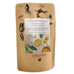Jedlo Forestia Vegánska zeleninová šošovka, Forestia