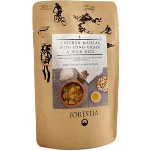 Jedlo Forestia Kurča Madras s dlhozrnná a divokú ryžou s ohrievačom, Forestia