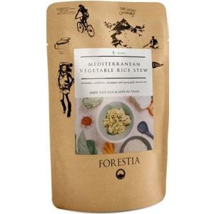 Jedlo Forestia stRedomorská zeleninová dusená ryža (s ohrievačom), Forestia