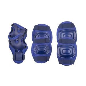Sada detských chráničov Spokey AEGIS 3-dílná, tmavo modré, Spokey