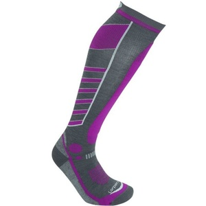 Ponožky Lorpen T3 Ski Light (S3WL) 5846 LIGHT GREY, Lorpen