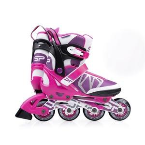 Kolieskové korčule Spokey SPEEDSTAR ružové, Spokey