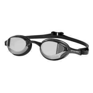 Plavecké okuliare Spokey JET čierne, Spokey