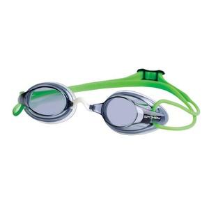 Plavecké okuliare Spokey CRACKER zelené, Spokey