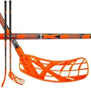 Florbalová palica Exel V30x 2.9 orange 98 ROUND SB, Exel