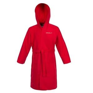 župan Speedo Bathrobe microfiber Adult Red 68-601ae0004, Speedo